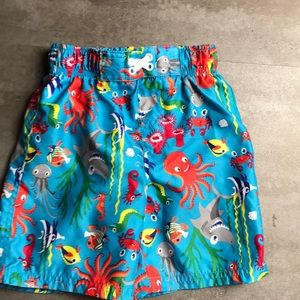 Toddler boy swim trunks 3T 💙